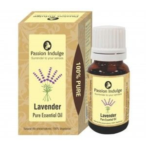 Buy Passion Indulge Lavender Pure Essential Oil - Nykaa