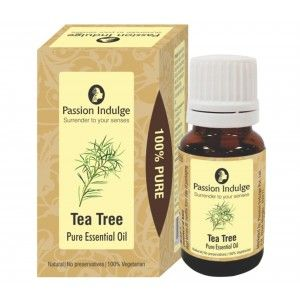 Buy Passion Indulge Tea Tree Pure Essential Oil - Nykaa