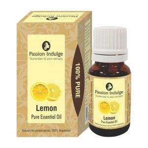 Buy Passion Indulge Lemon Pure Essential Oil - Nykaa