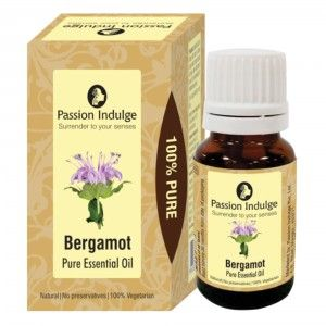 Buy Passion Indulge Bergamot Pure Essential Oil - Nykaa