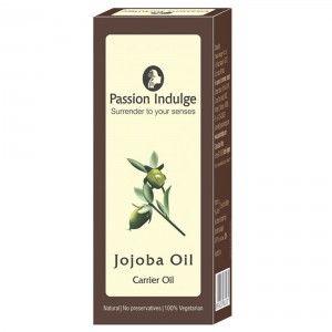 Buy Passion Indulge Jojoba Carrier Oil - Nykaa