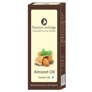 Buy Passion Indulge Almond Carrier Oil - Nykaa
