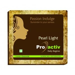 Buy Passion Indulge Pearl Light Pro-Active Kit - Nykaa