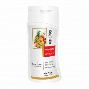 Buy Krishkare Mix Fruit Face Wash - Nykaa