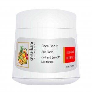Buy Krishkare Mix Fruit Face Scrub - Nykaa