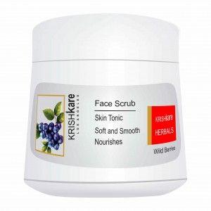 Buy Krishkare Wild Berries Face Scrub - Nykaa