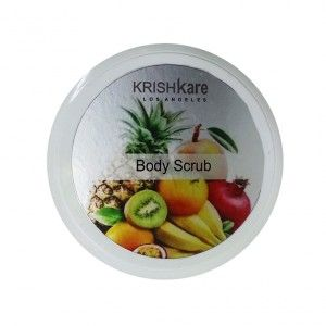 Buy Krishkare Body Scrub Mix Fruits - Nykaa