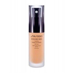 Buy Shiseido Synchro Skin Lasting Liquid Foundation SPF 20 - Nykaa
