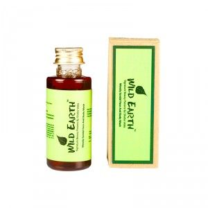 Buy Wild Earth Woody Sandal Face And Body Wash - Nykaa