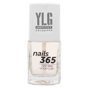 Buy YLG Nails365 2 In 1 Base & Top Coat - Nykaa