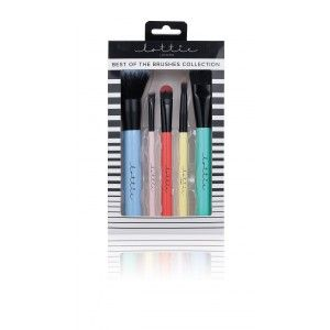 Buy Lottie London The Best of the Brushes Collection - Multicolour - Nykaa