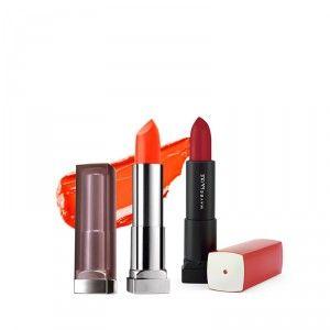 Buy Buy Maybelline New York Color Sensational Creamy Matte Lipstick - Craving Coral & Get Color Sensational Lipstick Free - Nykaa