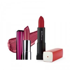 Buy Buy Maybelline New York Color Sensational Lip Color - 425 Plum Paradise & Get Color Sensational Lipstick Free - Nykaa