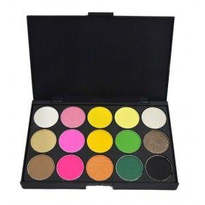 Buy MIB Eye Shadow Pallete EPP15 - 02 - Nykaa