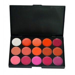 Buy MIB Lipstick Pallete LPL15 - 02 - Nykaa