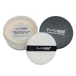 Buy MIB Transparent Finishing Powder No. 3 - Nykaa