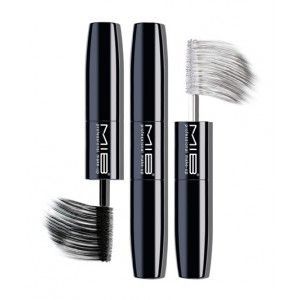 Buy MIB Double Extension Mascara - Black - Nykaa
