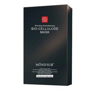 Buy Mond'Sub Wrinkles Smoothening Bio-Cellulose Mask (Pack of 4) - Nykaa