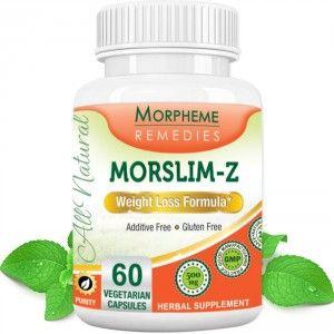 Buy Morpheme Remedies Morslim-Z Weight Loss Formula - 500mg Extract - Nykaa