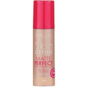 Buy MUA Skin Define Matte Perfect Foundation - Nykaa