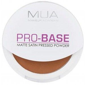 Buy MUA Pro - Base Matte Satin Pressed Powder - Nykaa