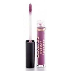 Buy Makeup Revolution Salvation Velvet Lip Lacquer - Nykaa
