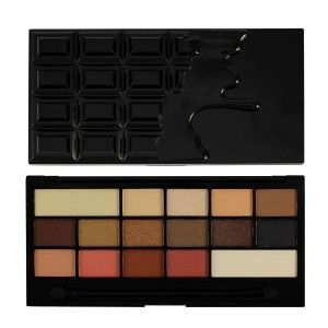 Buy Makeup Revolution I Heart Makeup Palette - Chocolate Vice - Nykaa