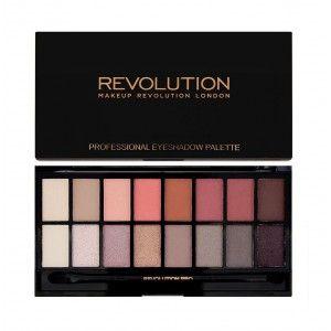 Buy Makeup Revolution Salvation Palette New -Trals vs Neutrals - Nykaa