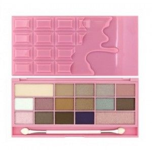 Buy Makeup Revolution I Heart Makeup Palette - Chocolate Pink Fizz - Nykaa