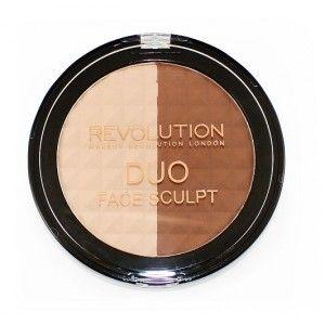 Buy Makeup Revolution Duo Face Sculpt - Nykaa