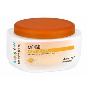 Buy The Nature's Co. Mango Body Butter - Nykaa