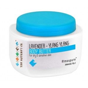 Buy The Nature's Co. Lavender - Ylang Ylang Body Butter - Nykaa