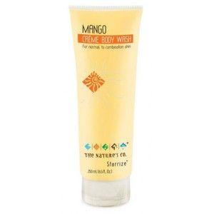 Buy The Nature's Co. Mango Creme Body Wash - Nykaa