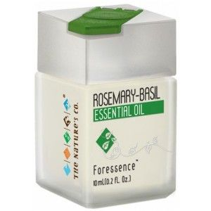Buy The Nature's Co. Rosemary-Basil Essential Oil - Nykaa