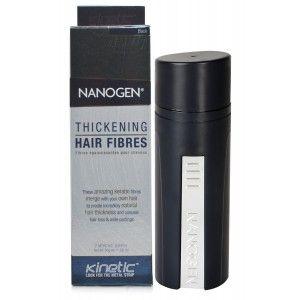 Buy Nanogen Keratin Hair Fibre - Black(30gm) - Nykaa