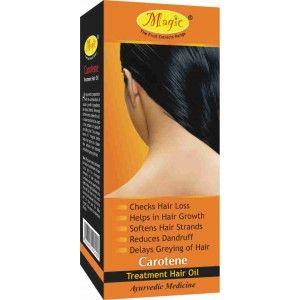 Buy Natures Essence Carotene Treatment Hair Oil - Nykaa