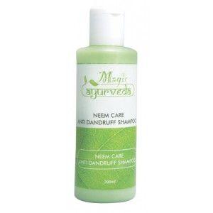 Buy Nature's Essence Neem Care Anti Dandruff Shampoo - Nykaa
