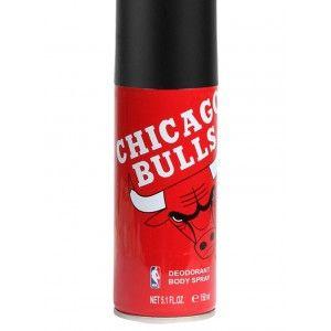 Buy NBA Chicago Bulls Deodorant Body Spray - Nykaa