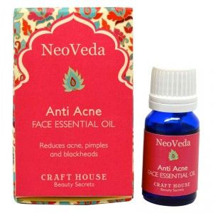 Buy NeoVeda Anti Acne Face Essential Oil - Nykaa