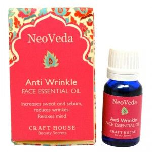 Buy NeoVeda Anti Wrinkle Face Essential Oil - Nykaa