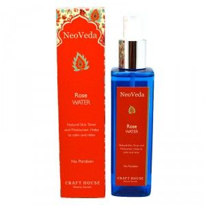 Buy NeoVeda Rose Water   - Nykaa