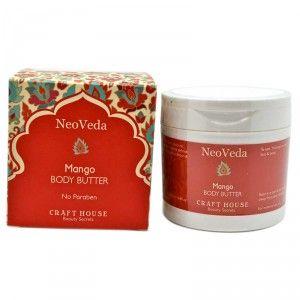 Buy NeoVeda Mango Body Butter - Nykaa