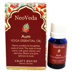 Buy NeoVeda Aum Yoga Essential Oil - Nykaa