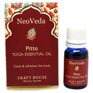 Buy NeoVeda Pitta Yoga Essential Oil - Nykaa