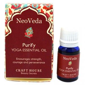 Buy NeoVeda Purify Yoga Essential Oil - Nykaa