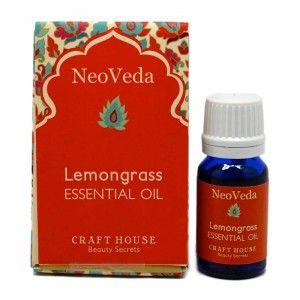 Buy NeoVeda Lemongrass Essential Oil - Nykaa
