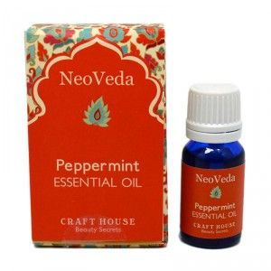 Buy NeoVeda Peppermint Essential Oil - Nykaa