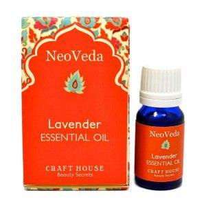 Buy NeoVeda Lavender Essential Oil - Nykaa