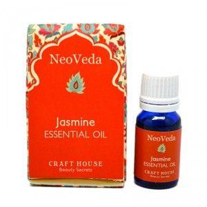 Buy NeoVeda Jasmine Essential Oil - Nykaa