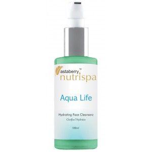 Buy Nutrispa Aqua Life Hydrating Face Cleanser - Nykaa